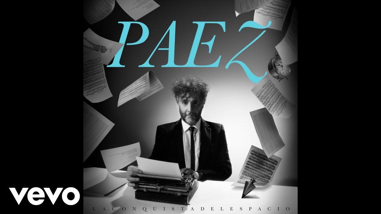 Fito Paez - La Conquista del Espacio (Official Audio) - YouTube