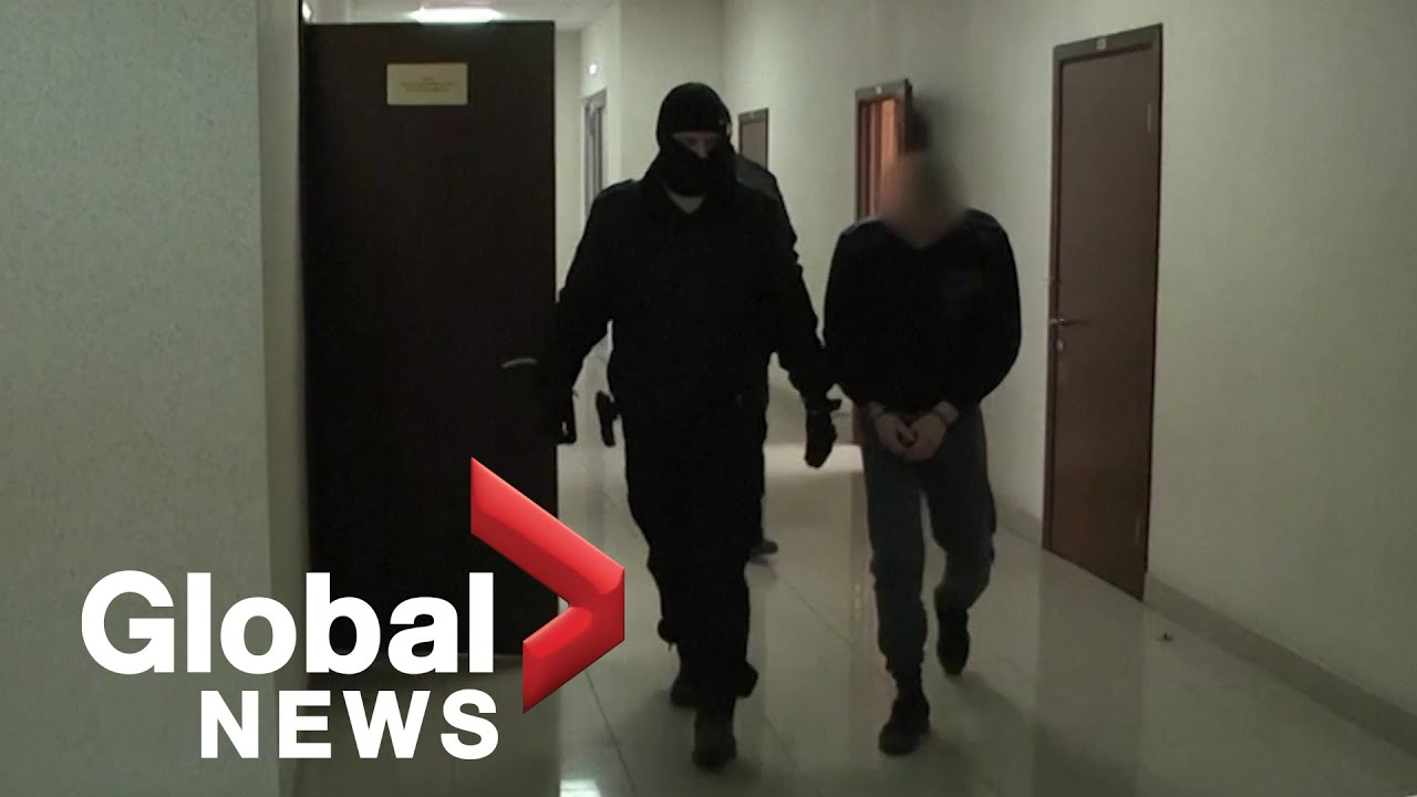 """Police in Russia arrest man suspected of being notorious """"Volga Maniac"""" linked to 26 killings"""