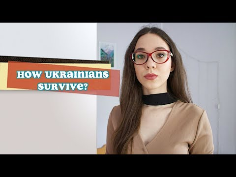 How It's Possible To Survive With 200 USD Per Month In Ukraine?
