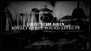 Insane Asylum Laugh 2 - Ghoulish Grin Royalty Free Sound Effects