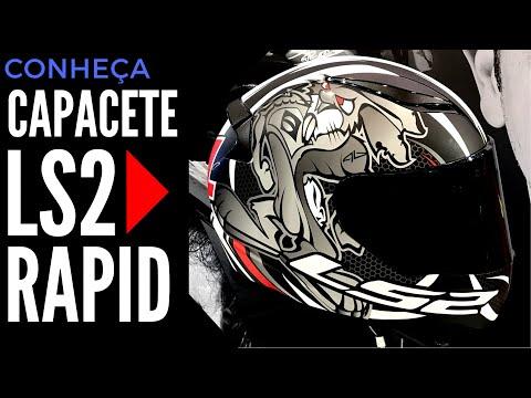 hqdefault - Vídeo: Capacete LS2 Rapid FF353 Alex Barros e Rafael Paschoalin