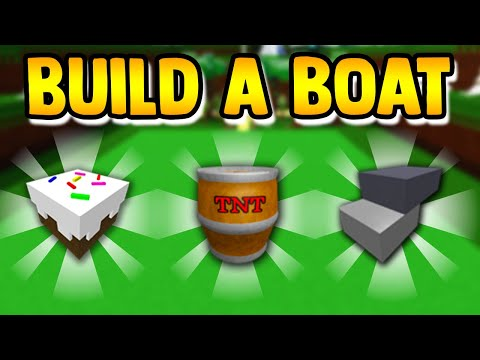 how to get EXCLUSIVE BLOCKS!!🌟(all ways) | Build a boat for Treasure ROBLOX