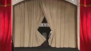 Funny art perform of Masquerade Show Japan