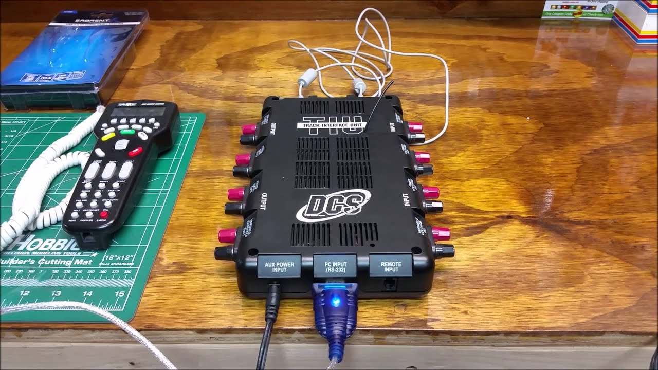 Mth Dcs Wiring Diagram Youtube Free Download Together With Tiu On New System
