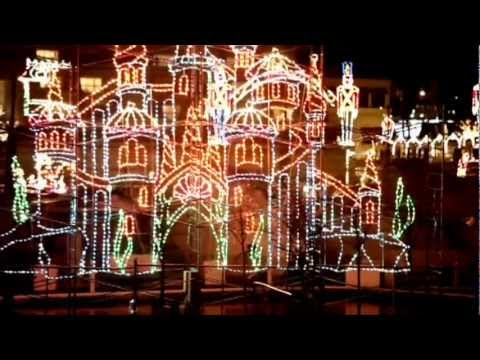 Coeur d'Alene Downtown Holiday in Lights