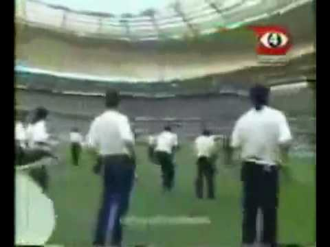 Ricky Martin Show Final Fifa World Cup 98(Canal 4 El Salvador)