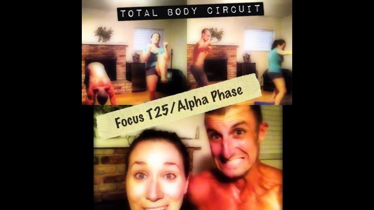 Focus T25 Workout | TOTAL BODY CIRCUIT ,WATCH Live Clips!