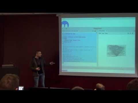 PharoDAYS 2015: Graphics and Visualization by Yuriy Tymchuk