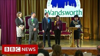 Election results 2019: Labour make first gain of the evening  - BBC News