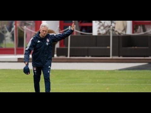 FC Bayern München: Jupp Heynckes will erstmal Ordnung schaffen