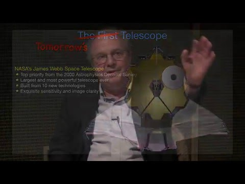 NASA's Future Space Telescopes: Dr. Ken Carpenter visits All Space Considered