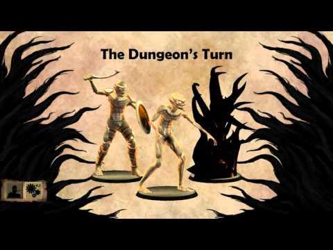 The Living Dungeon Gameplay ita