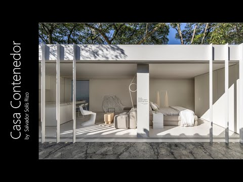 Casa Cosentino | Shipping Container House | Case Study