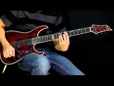 ESP Horizon HRF NT-II Demo - Metal - Clean and Heavy - HQ!