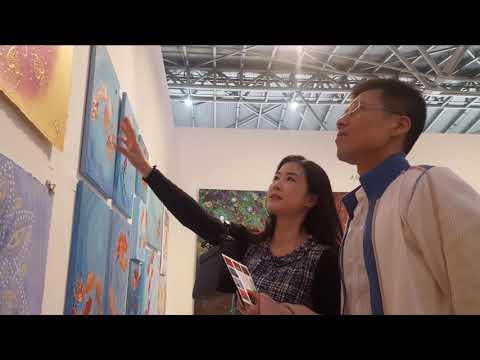 Shanghai art fair  2018
