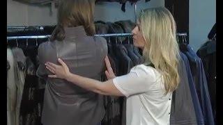 видео кожаная куртка