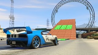 UN FINAL AJUSTADISIMO!!! OMG! - CARRERA GTA V ONLINE - GTA 5 ONLINE