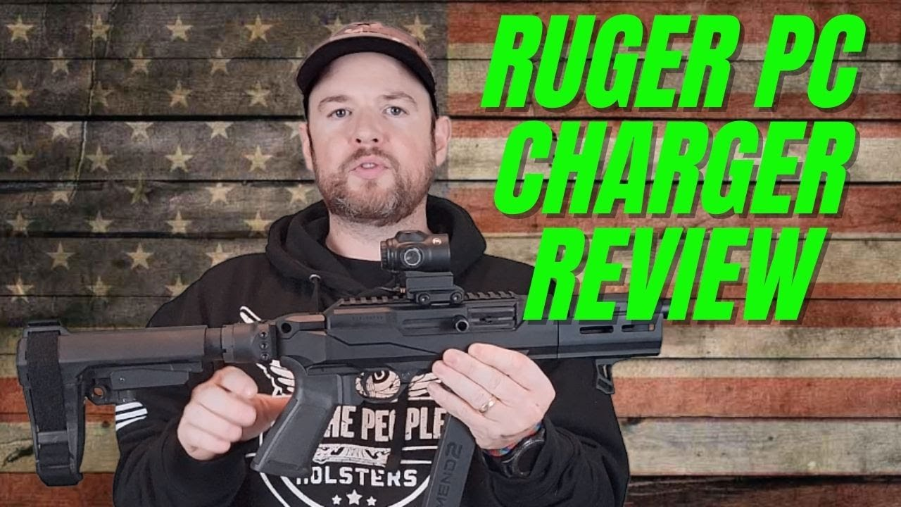 RUGER PC CHARGER 9MM TACTICAL PISTOL REVIEW