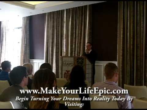 """Las Vegas Speakers - """"U.S. Entrepreneur of the Year - Clay Clark 918-851-6920"""