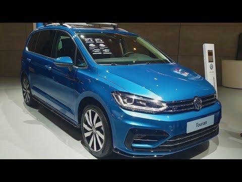 2019 2020 Volkswagen Touran 4 Generacion Youtube