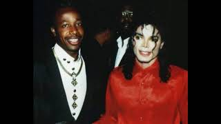 the reason why the Michael Jackson and MC Hammer dance battle never happened