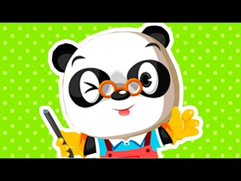 Entertainment  and Learning Games Household Chores for Children-Dr Panda