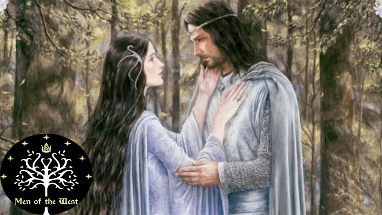 Download The Love Story of Aragorn and Arwen