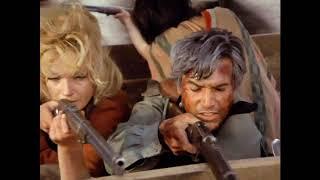 Женщины, прошедшие через ад  (1966). Погоня индейцев за фургоном