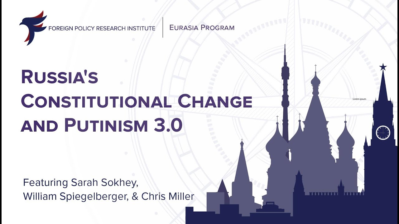 Download Russia's Constitutional Change and Putinism 3.0