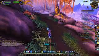 Lay race - World of Warcraft Legion