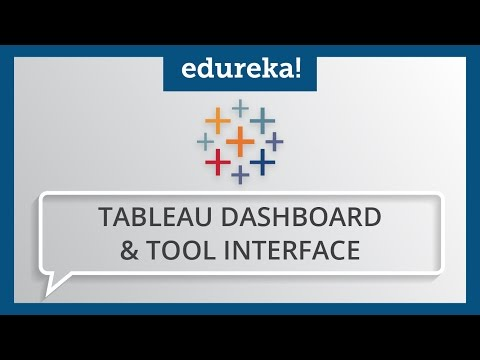 Tableau Dashboard | How to Create Tableau Dashboards | Tableau Tutorial | Tableau Training | Edureka