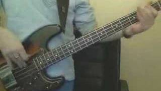 Bootsy Collins Bassline - Give It Up or Turn It Loose