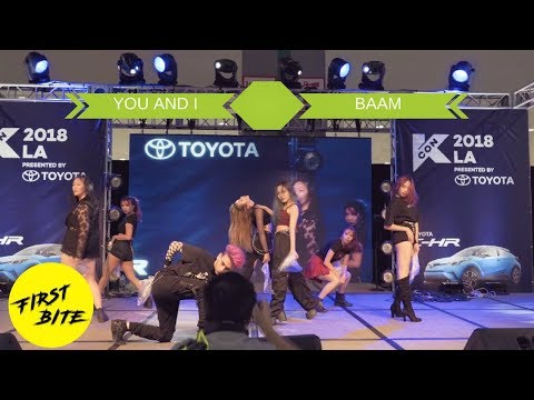 [KCon Stage] Dreamcatcher/Momoland Dance Cover Performance at KCON LA 2018