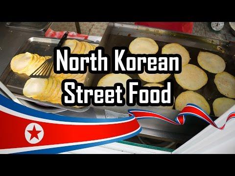 North Korean Street Food
