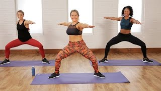 Low-Impact Cardio and Toning Workout That's Perfect For Beginners, Too | Class FitSugar