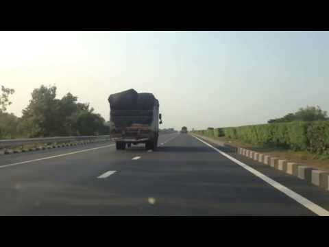 Ahmedabad Vadodara Expressway Hyperlapse