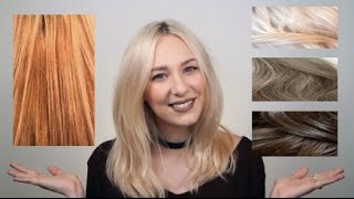 How Long To Leave Toner On Brassy Hair Living Gorgeous