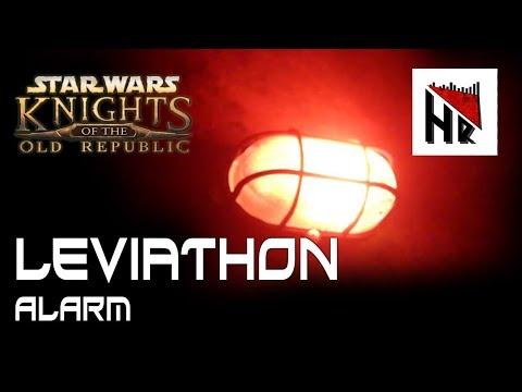 Star Wars: Knights of the Old Republic - Leviathon Alarm Alert Sound Effect