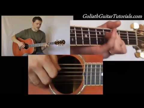How to play home again - Michael Kiwanuka (Tutorial Guitar Lesson)