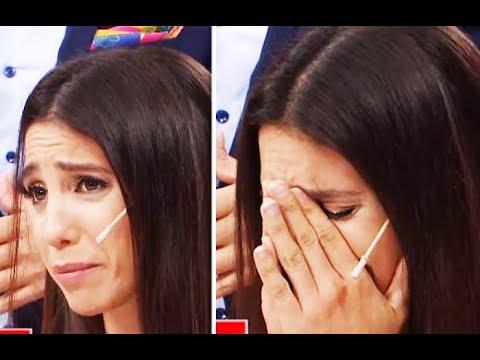 Cinthia Fernández sufrió mucho el cambio de look