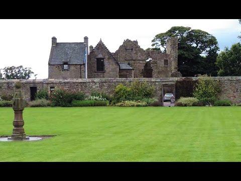 Aberdour Castle & Garden, Scotland