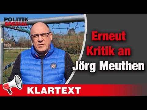 Erneut heftige Kritik an Jörg Meuthen