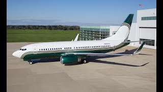 AIRPLANE FOR SALE: BOEING BUSINESS JET