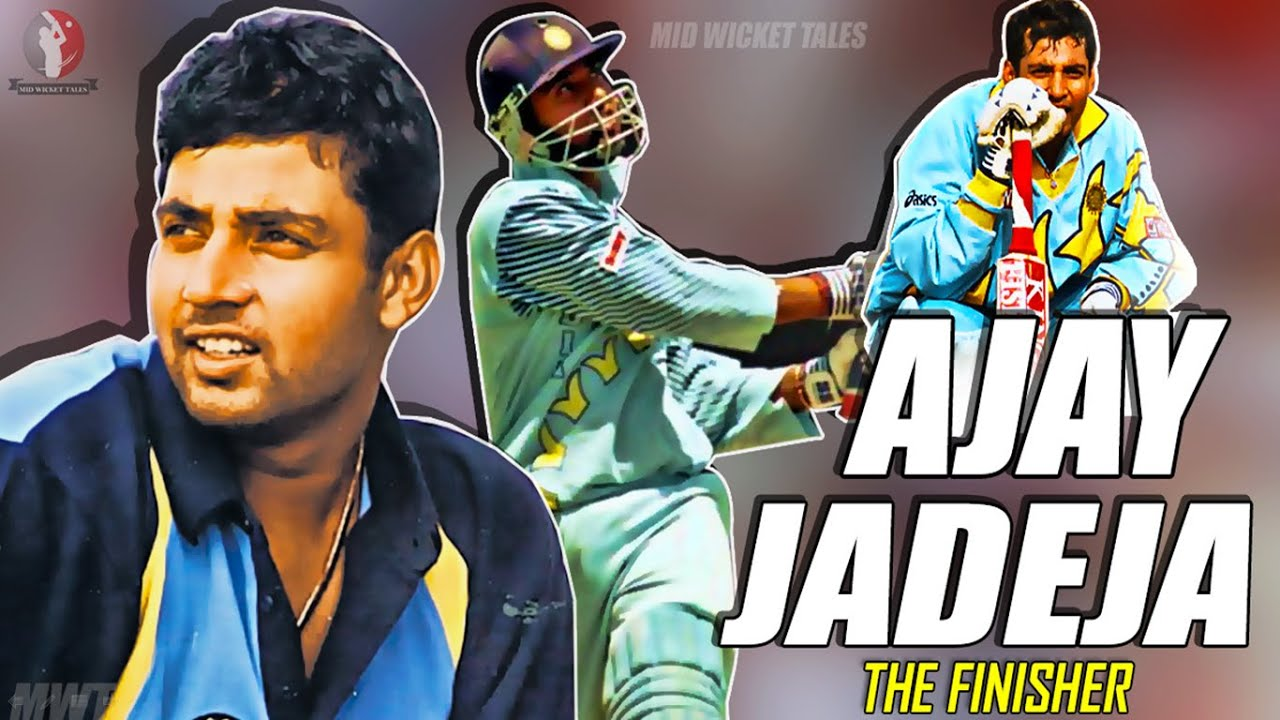 Ajay Jadeja À¤…जय À¤œà¤¡ À¤œ Biography Ajay Jadeja Life Story Hindi Full Biography Hindi Urdu Youtube