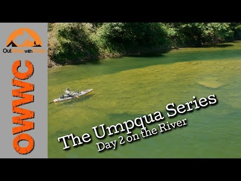 The Umpqua Series - This River Is Gorgeous And FULL Of Fish