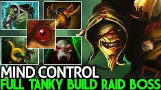 Mind_ControL [Bristleback] Full Tanky Build Raid Boss Against …