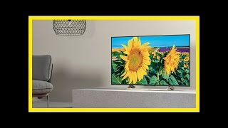 Sony Bravia XF80 4K HDR TV (KD-55XF8096) review by BuzzFresh News