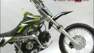 Xb Monster 110cc Dirt Bike Moto X Bikes