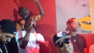 Young Dolph - Live In Concert (Freelons) In Jackson Mississippi, Lion Heart, @PlayaKeezy (New 2015)