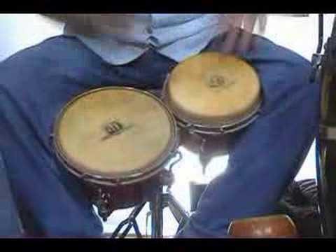 Escuela Mar del Plata Percusión en la Tv.